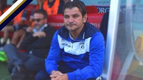 Morto di Covid il vice allenatore della Cavese, il mondo del calcio si mobilita per la raccolta fondi