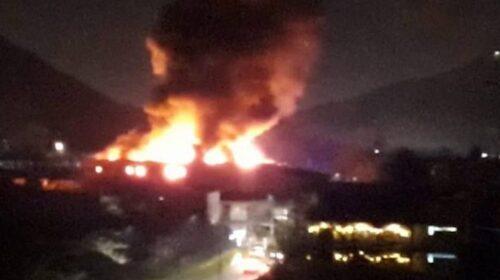 Incendio a Fosso Imperatore, ordinanza del sindaco di Nocera inferiore
