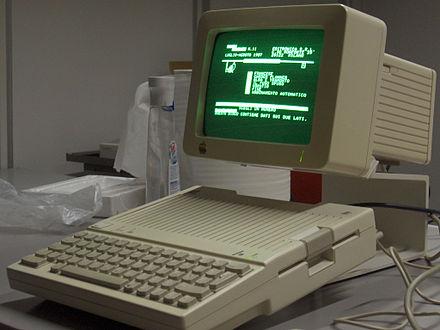 Il 16 aprile 1977 presentato a San Francisco il computer Apple II