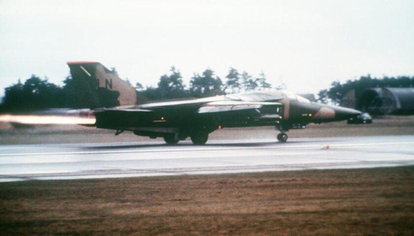 Operazione El Dorado Canyon: 15 Aprile 1986 attacco alla Libia