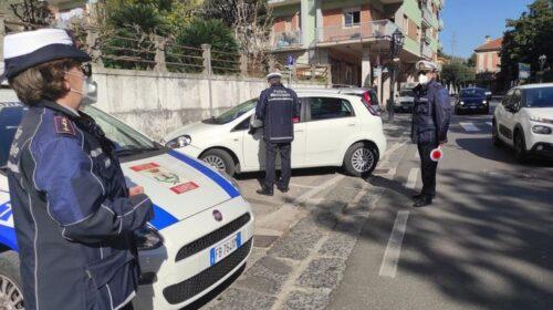 Multati con 400 euro a testa cittadini di altri comuni trovati senza giustificazione a Baronissi