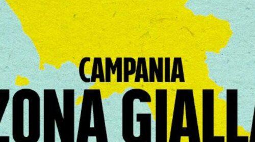 La Campania resta gialla almeno per altri 7 giorni