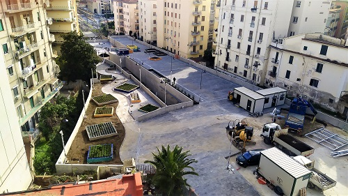 Salerno, domani inaugurazione del Trincerone Est