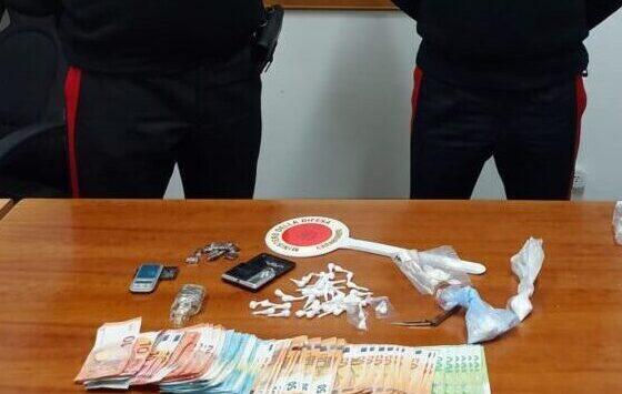 Trovato con oltre un etto di droga, arrestato un giffonese di 54 anni