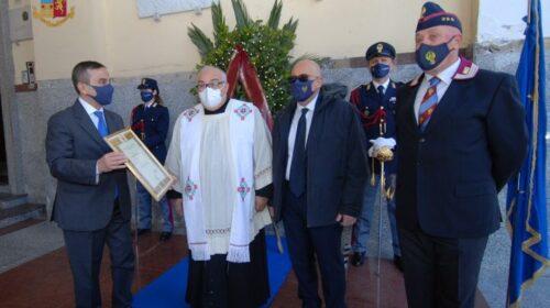 Festa della Polizia, anche Salerno ricorda i suoi servitori dello Stato
