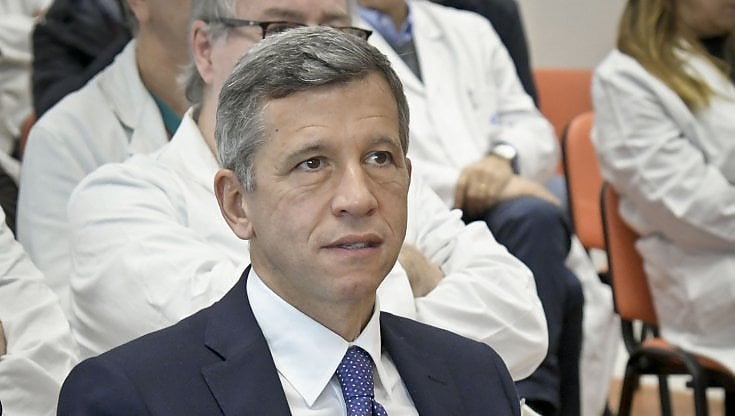 Pressione sul manager, condannato dalla Corte d'Appello di Napoli Enrico Coscioni