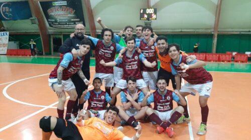 Coppa Italia – Under 19: Impresa Alma Salerno, Hornets regolato a domicilio