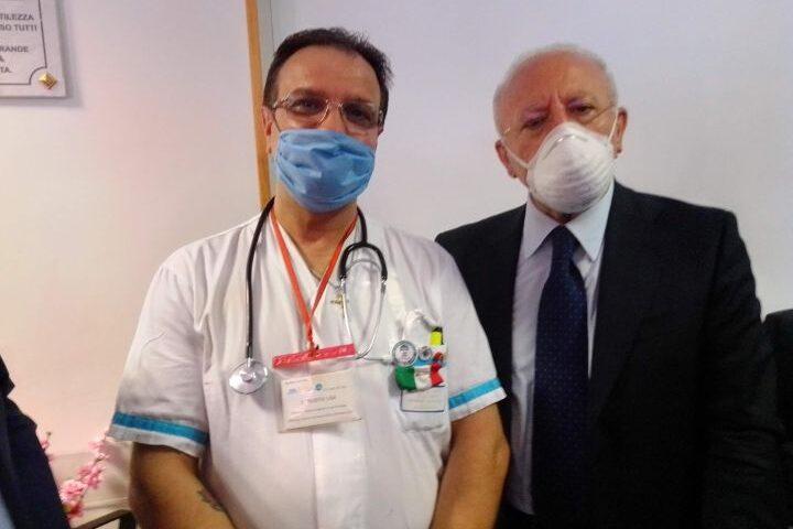 Regione-ASL Salerno: la patologia cronica da stress acquisita dal Cav. N. H. don Attilio De Lisa per merito dell'ospedale di Sapri