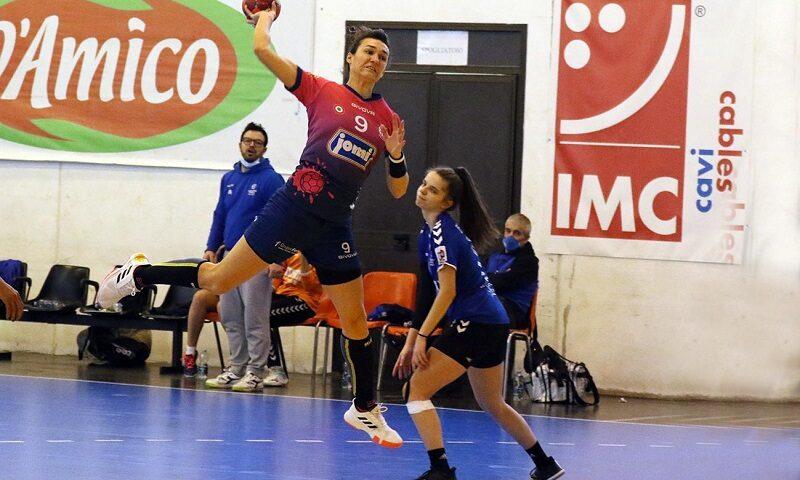 Vittoria esterna della Jomi contro il Cellini Padova, blindato il primo posto