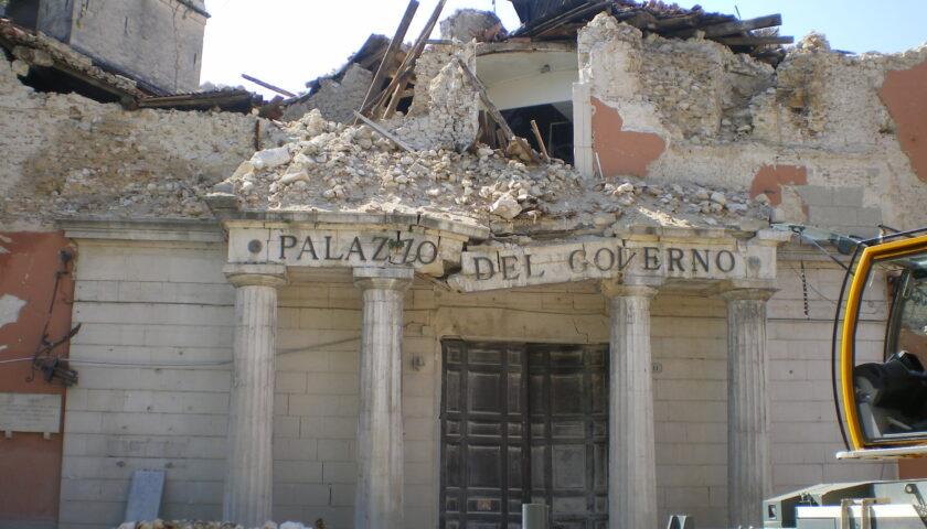 Il 6 aprile 2009 un terremoto devasto' L'Aquila