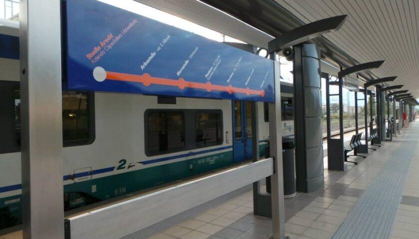 Si completa il progetto metropolitana regionale a Salerno