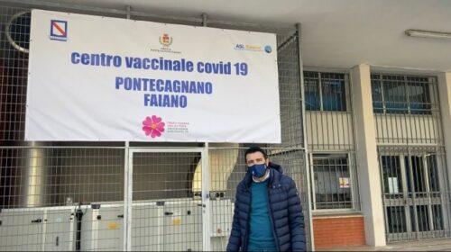 Pontecagnano, il centro vaccinale parte sabato 10 aprile