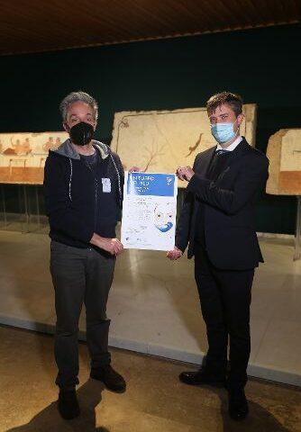 """Proseguono le visite di """"Un tuffo nel blu"""" al Parco Archeologico di Paestum e Velia"""