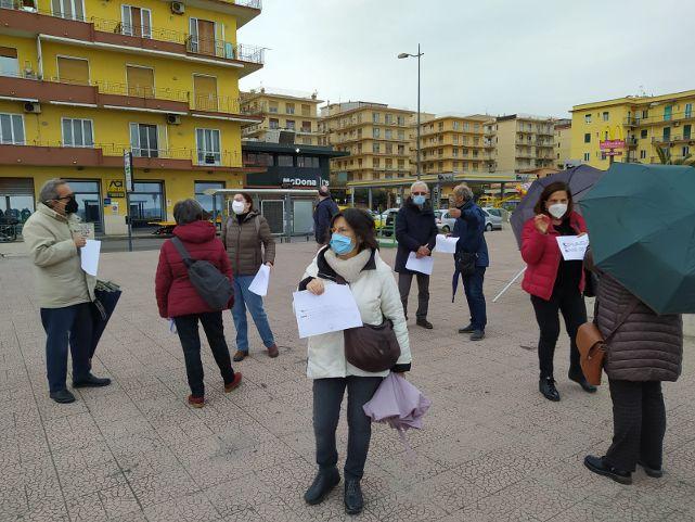 """Parte l'opera di riqualificazione del litorale. Il territorio come """"bene comune"""" a servizio dei cittadini: le richieste di Coraggio Salerno"""