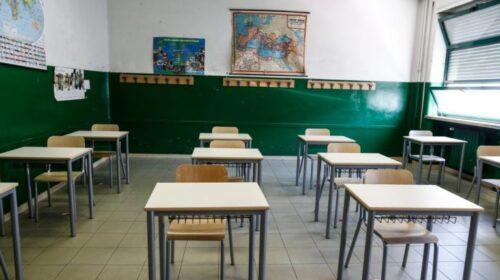 Covid a Sassano scuole chiuse fino al 30 aprile