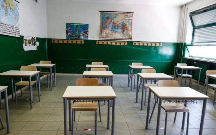 Covid a San Rufo, scuole chiuse fino al 15 maggio