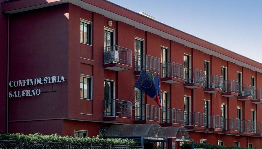 CONFINDUSTRIA SALERNO, PRESENTAZIONE RAPPORTO CCIAA/MERCATO DEL LAVORO IN CAMPANIA