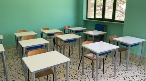 A Nocera Inferiore completati i lavori  di riqualificazione  presso la scuola Marrazzo