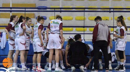 Todis, tre partite in sette giorni: si comincia dalla trasferta di Catanzaro