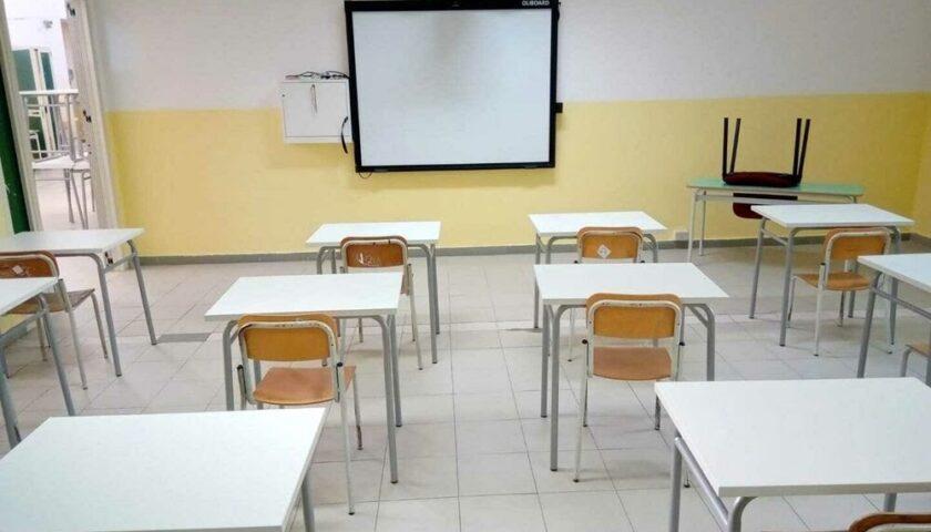 Ad Avellino il sindaco conferma la didattica a distanza per le superiori