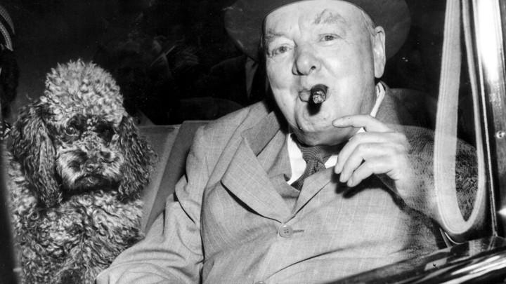 Il 5 aprile 1955 Churchill lascia la politica