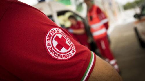 Cava de' Tirreni, i volontari della Croce Rossa denunciano aggressioni