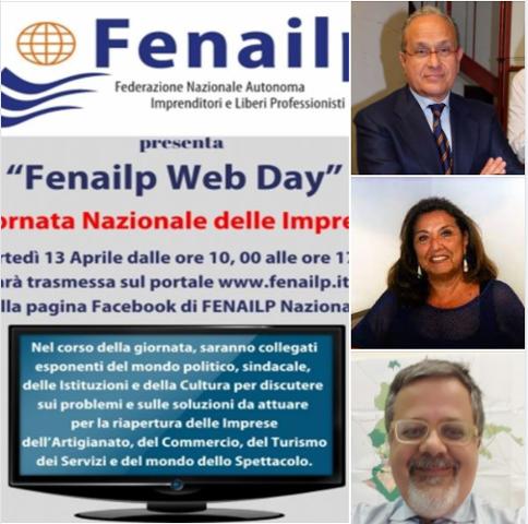 """""""Pronti a riaprire"""", domani la Giornata nazionale delle Imprese con il """"Fenailp Web Day"""""""