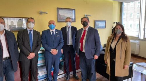 Fognature a Nocera Inferiore,  firmata la convenzione per i lavori di 2° lotto