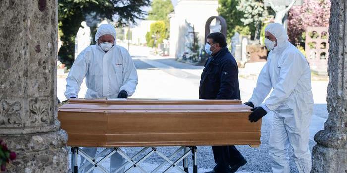 Covid, Eboli piange Alessandro Punzi