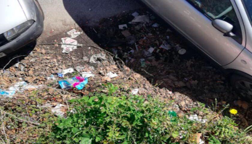 Salerno, il Comune bonifica via La Gatta dopo segnalazione del Codacons