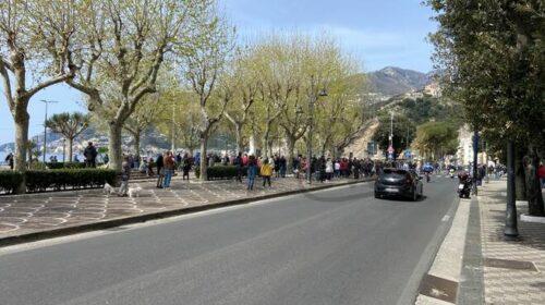 Depuratore, continua la protesta a Maiori