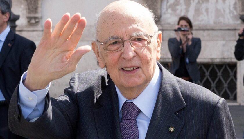 Il 20 aprile del 2013 Napolitano entra nella storia: primo presidente con il secondo mandato