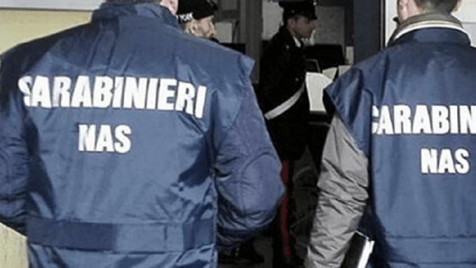 Sanificazione nei supermercati, controllo dei Nas anche a Salerno