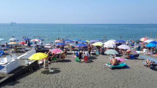Spiagge, Coraggio Salerno protocolla richieste e proposte