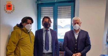 Pagani, ospedale Tortora: il direttore D'Ambrosio rassicura il sindaco