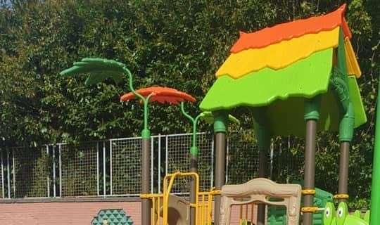 Pellezzano, riaperto il parco di via Petraroia