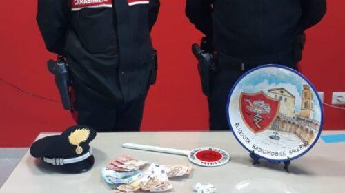 Droga: arrestato 39enne a Salerno, a Montecorvino nei guai un giovane di 22 anni
