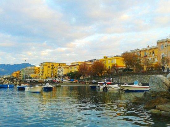 Sabato al Porticciolo di Pastena inizierà la presentazione pubblica di Coraggio Salerno