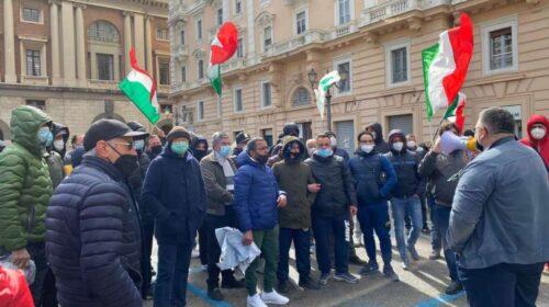 La Confesercenti Salerno consegna petizione ed elenco di richieste al prefetto