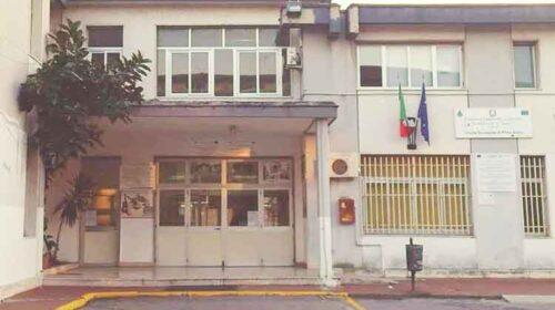 A Pagani furto notturno nella scuola: rubati computer e svuotati i distributori del caffè