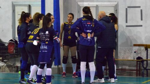 Polisportiva Salerno Guiscards, il team volley atteso dal secondo derby col CS Pastena