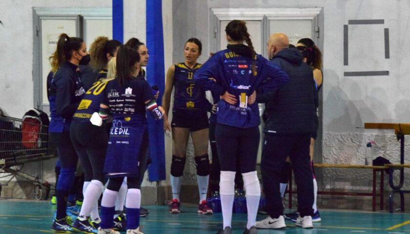 Polisportiva Salerno Guiscards, il team volley atteso dal secondo derby col CS Pastena
