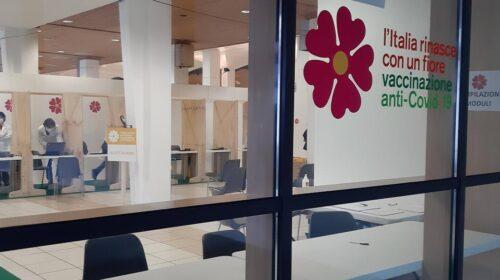 Capaccio, chiuso centro vaccinale per problemi tecnici: è protesta