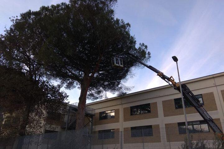 Al liceo La Mura di Angri conclusi i lavori di messa in sicurezza