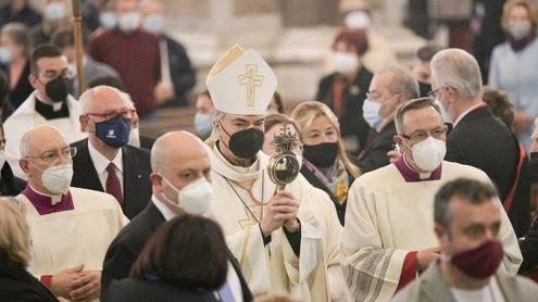 San Gennaro, non si scioglie il sangue