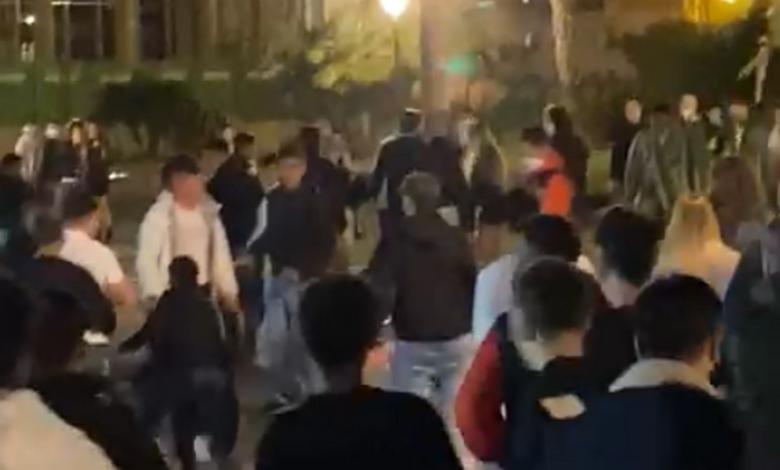 Salerno, camper mobile dei carabinieri a controllare da ieri sera la movida sul lungomare dopo la rissa di sabato
