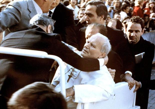 Il 13 maggio 1981 l'attentato a Giovanni Paolo II