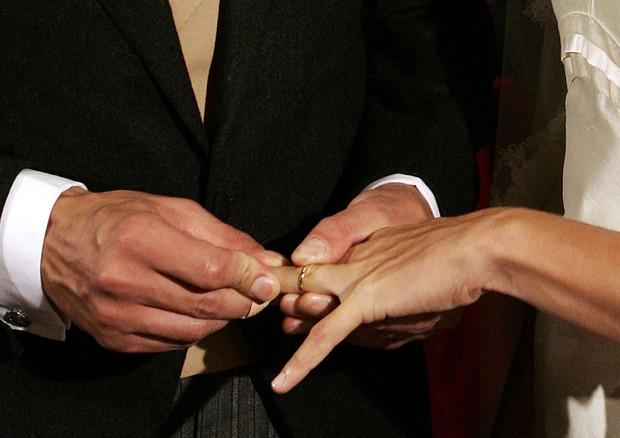 Eurostat, in Italia tasso matrimonio più basso nell'Ue, 3 su mille
