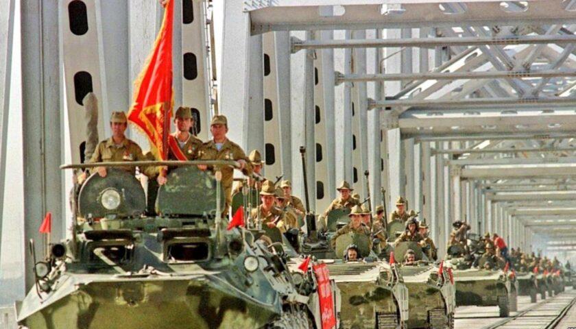 Il 15 maggio di 33 anni fa l'Armata Rossa avvia il ritiro dall'Afghanistan