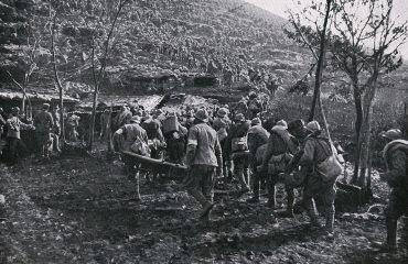 Il 24 maggio del 1915 l'Italia dva in guerra contro l'impero Austro/Ungarico